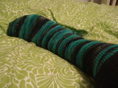 sock-closeup