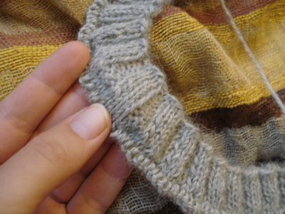 pure and simple ribbing