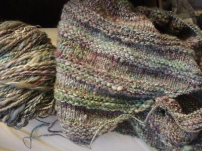 sye shawl washed up