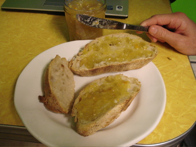 bread marmalade