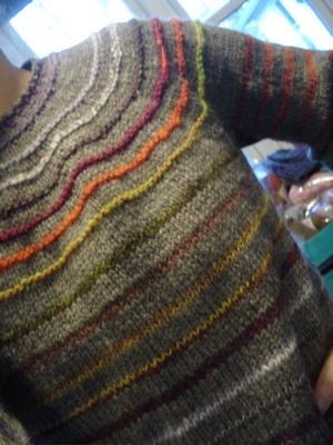 stripes too warm